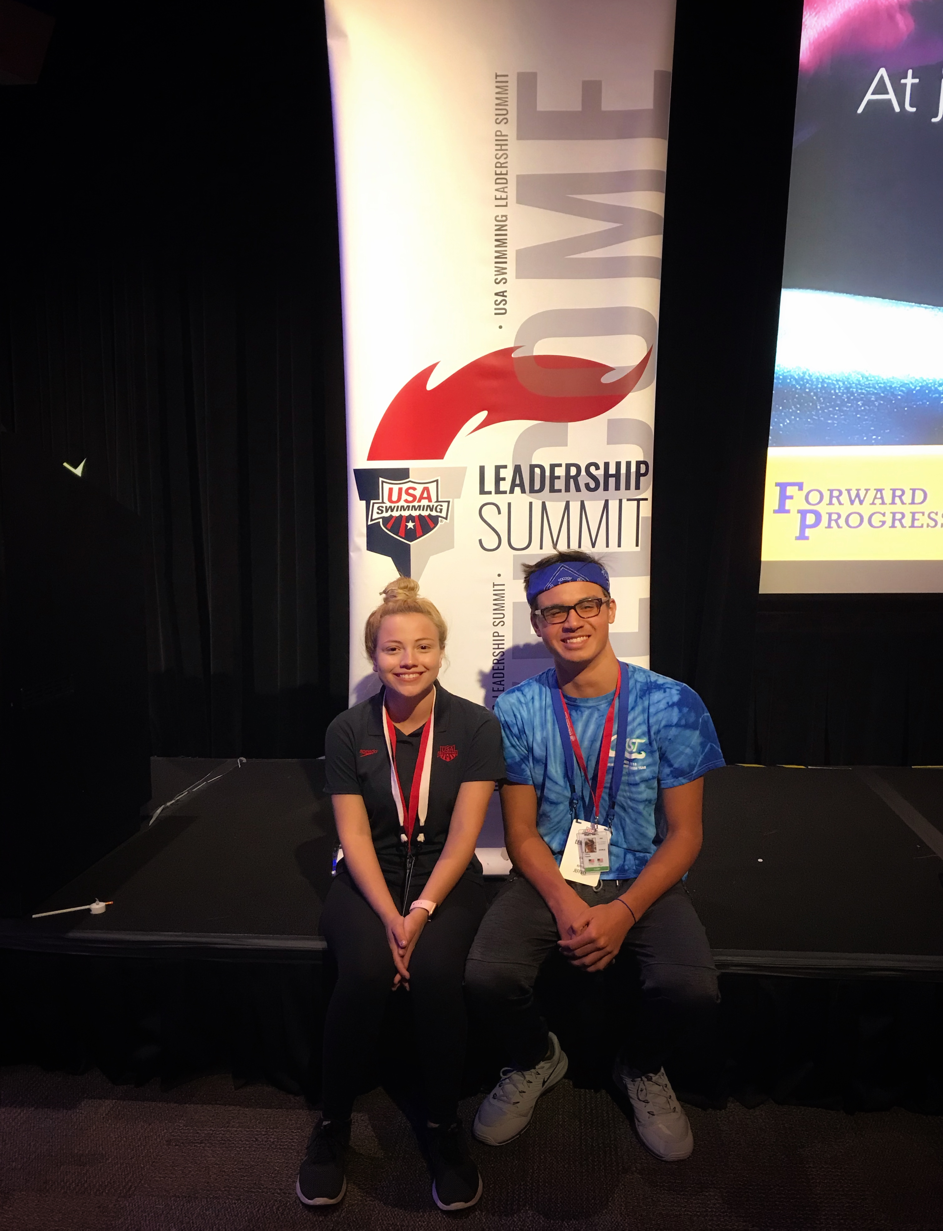 USA Swimming Leadership Summit - San Diego-Imperial Swimming
